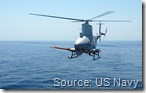Rise of the Machines: Software Anomaly Causes 23 Mile Wandering For Fire Scout Navy Drone