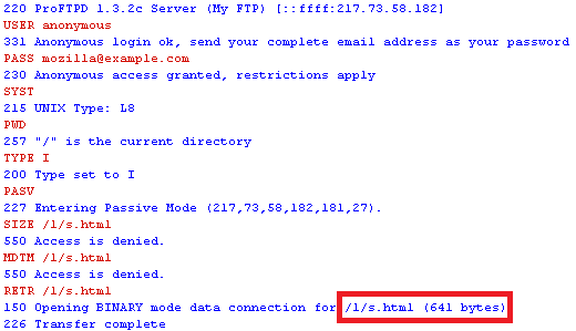 Drive‑by FTP: a new view of CVE‑2011‑3544 | WeLiveSecurity