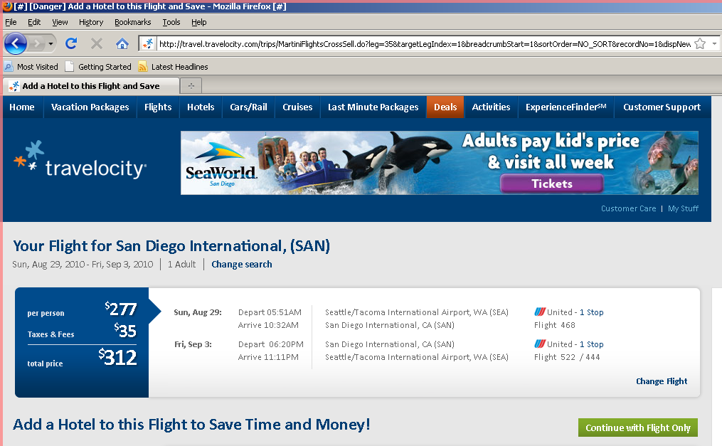 Travelocity Flights Cheap Airline Tickets
