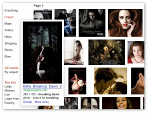 Breaking Dawn image search results