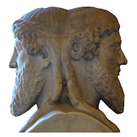 Janus, Roman god of beginnings and transitions