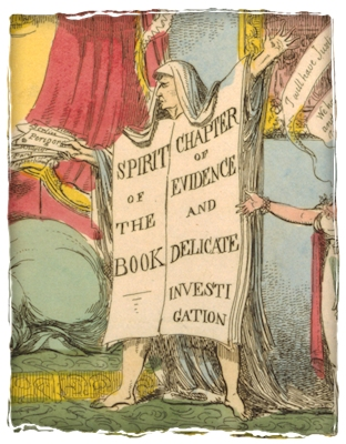 1813 cartoon: British Cartoon Prints Collection (Library of Congress)