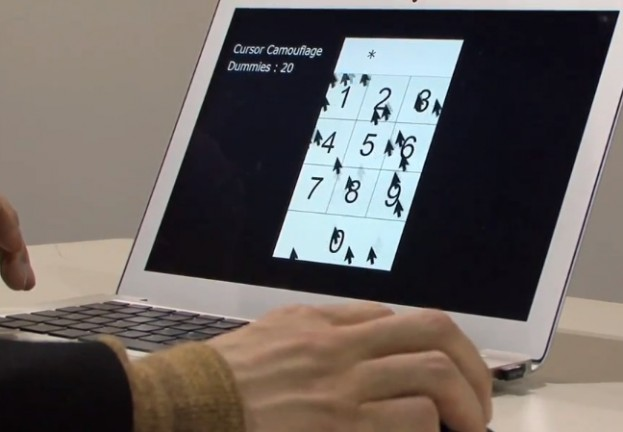 Multi‑cursor password system unveiled by Japanese researchers
