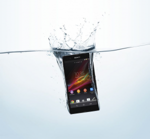Android handset Sony Xperia