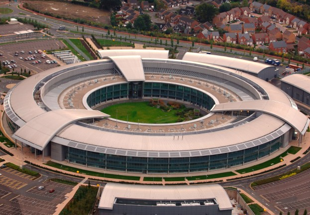 "Business secrets being stolen on ""industrial scale"" says UK spy agency chief"