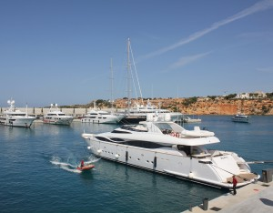 Superyachts in Spain (Rex)
