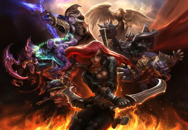 League of Legends players warned after major security breach