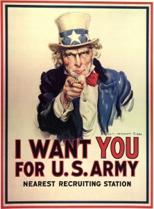 Uncle Sam (Wikimedia Commons)