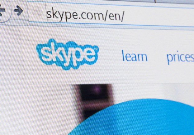 Chronology of a Skype attack