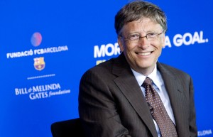 Bill Gates Foundation (Rex)