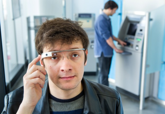 Google Glass app offers new level of security for ATM users