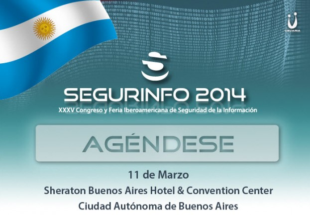 Sigue la cobertura de SEGURINFO Argentina en We Live Security en Español