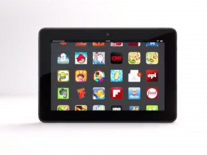 Kindle Fire security top five tips