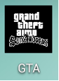 Fake GTA San Andreas icon