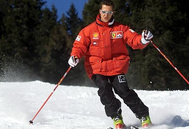 F1 star Michael Schumacher dead? It's the latest sick Facebook scam