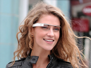 Google Glass, steal passwords