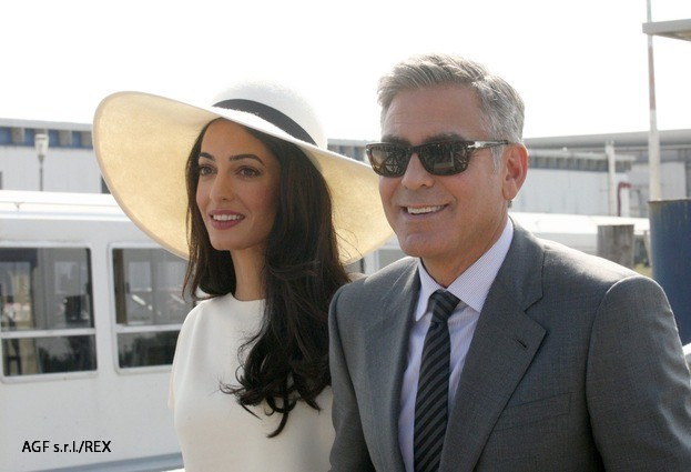 How George Clooney made sure phone hackers didn't ruin his wedding