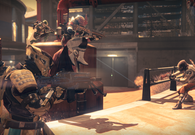 Destiny game servers under attack