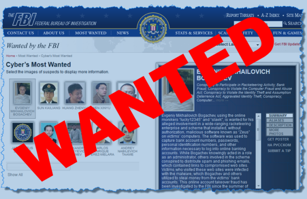 FBI puts $3m bounty on Russian hacker