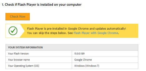 flash 3  - flash 3 - How to update Adobe Flash Player