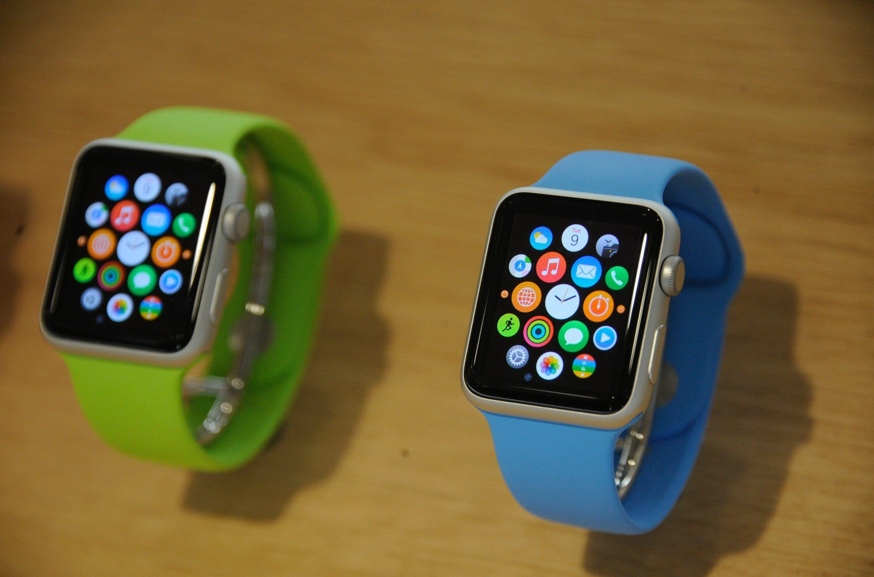 Apple Watch at Colette store, Paris, France - 30 Sep 2014  - applewatchgeneric - Apple Pay and security – what you need to know