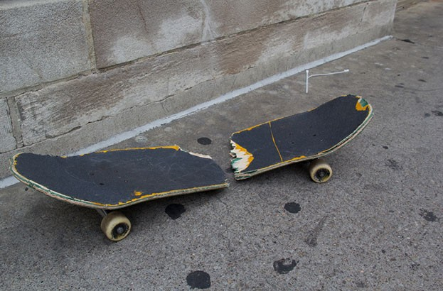 Even skateboards can be hacked