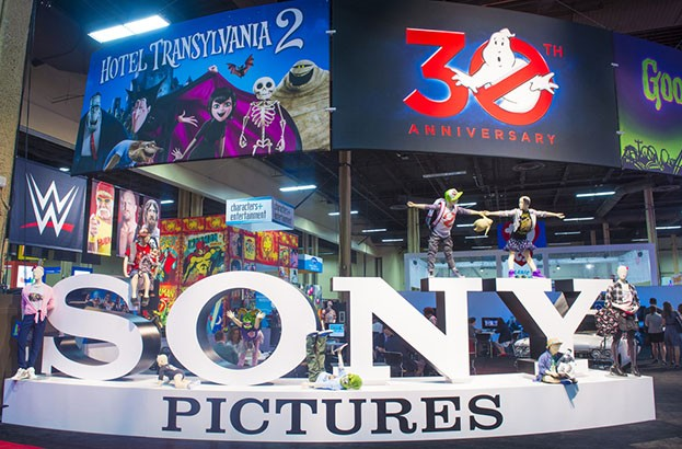 Sony Pictures hacking: Five films leak online