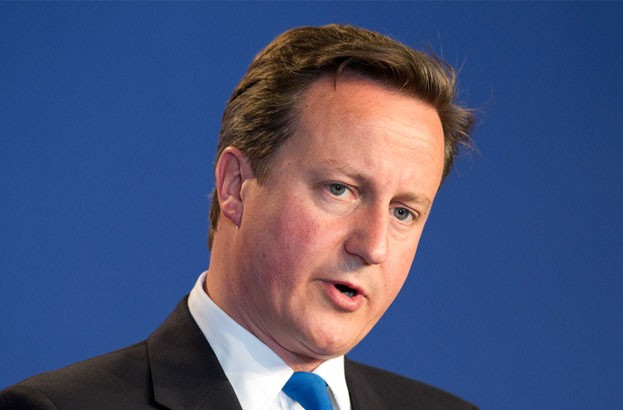 British Prime Minister wants access to messaging apps