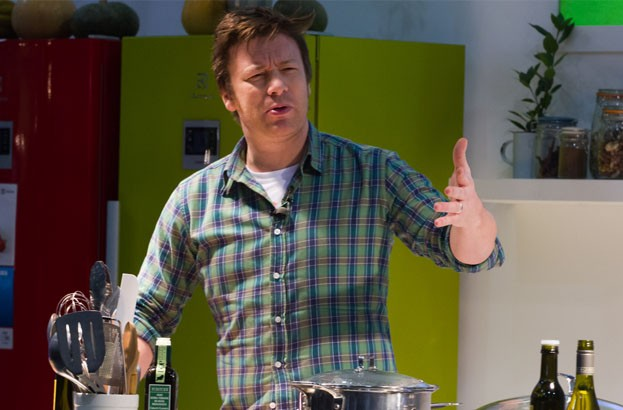 Jamie Oliver website serves up a side of malware