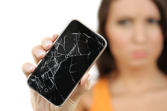 broken iphone  - broken iphone - Common eBay scams and how to avoid them