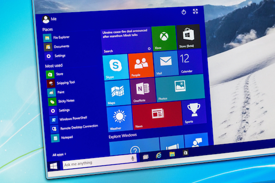 Windows 10 looks 'very promising' (RoSonic / Shutterstock.com)