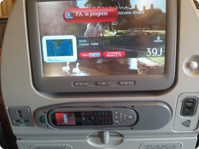 Emirates-Economy-InFlight-Entertainment