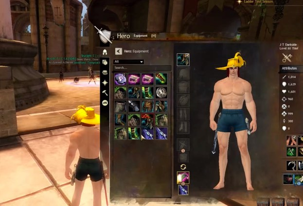 MMORPG hacker stripped to his underwear and executed online, watched by almost a million people
