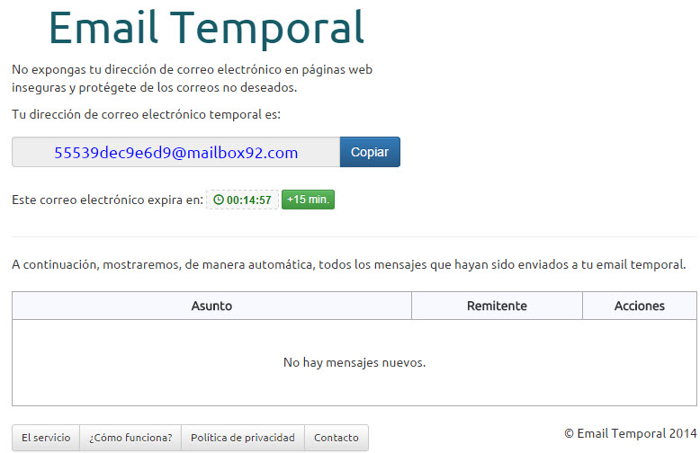 email temporal1