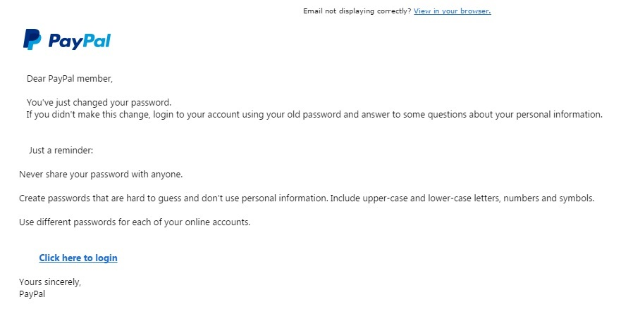 Some phishing emails even pray upon people's fear of being hacked.