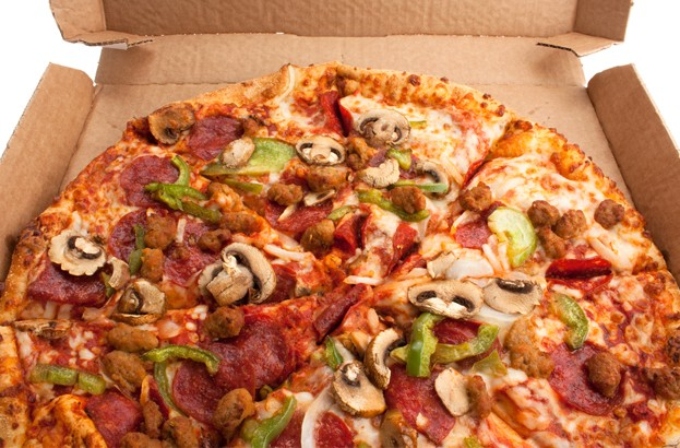 Quick thinking hostage calls police via online pizza delivery