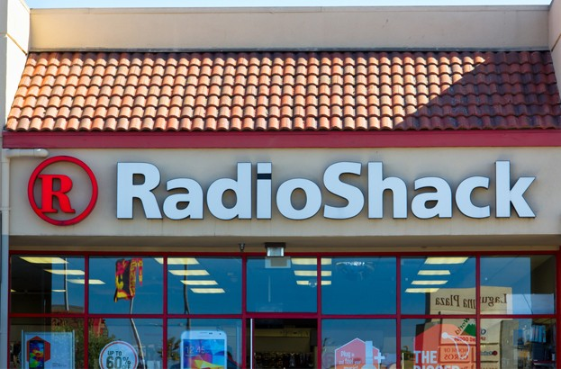 Apple seeks to block sale of RadioShack customer data