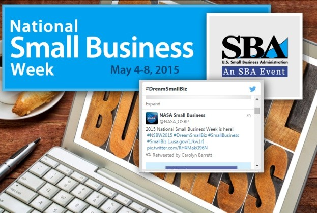 National Small Business Week: a cybersecurity survival guide