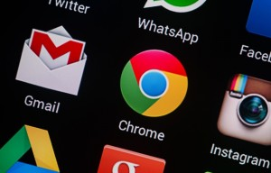 Chrome browser app