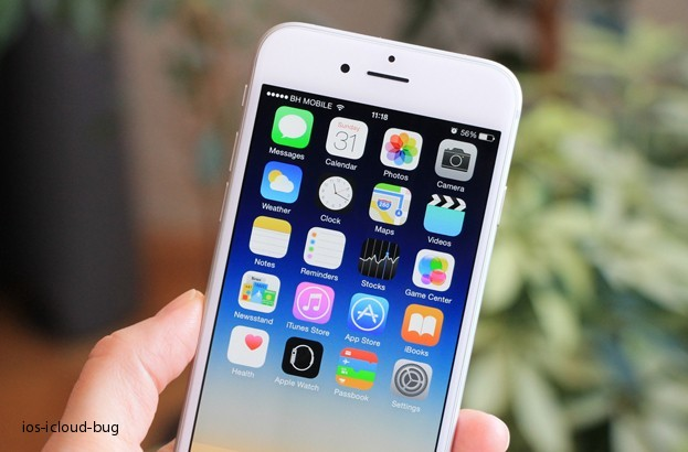iOS bug leaves iCloud passwords vulnerable