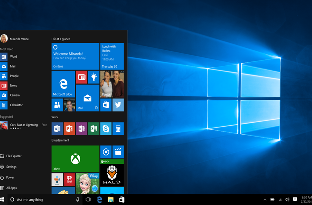 Ambiguous new Windows 10 update 'improves functionality'
