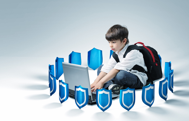 internet security child