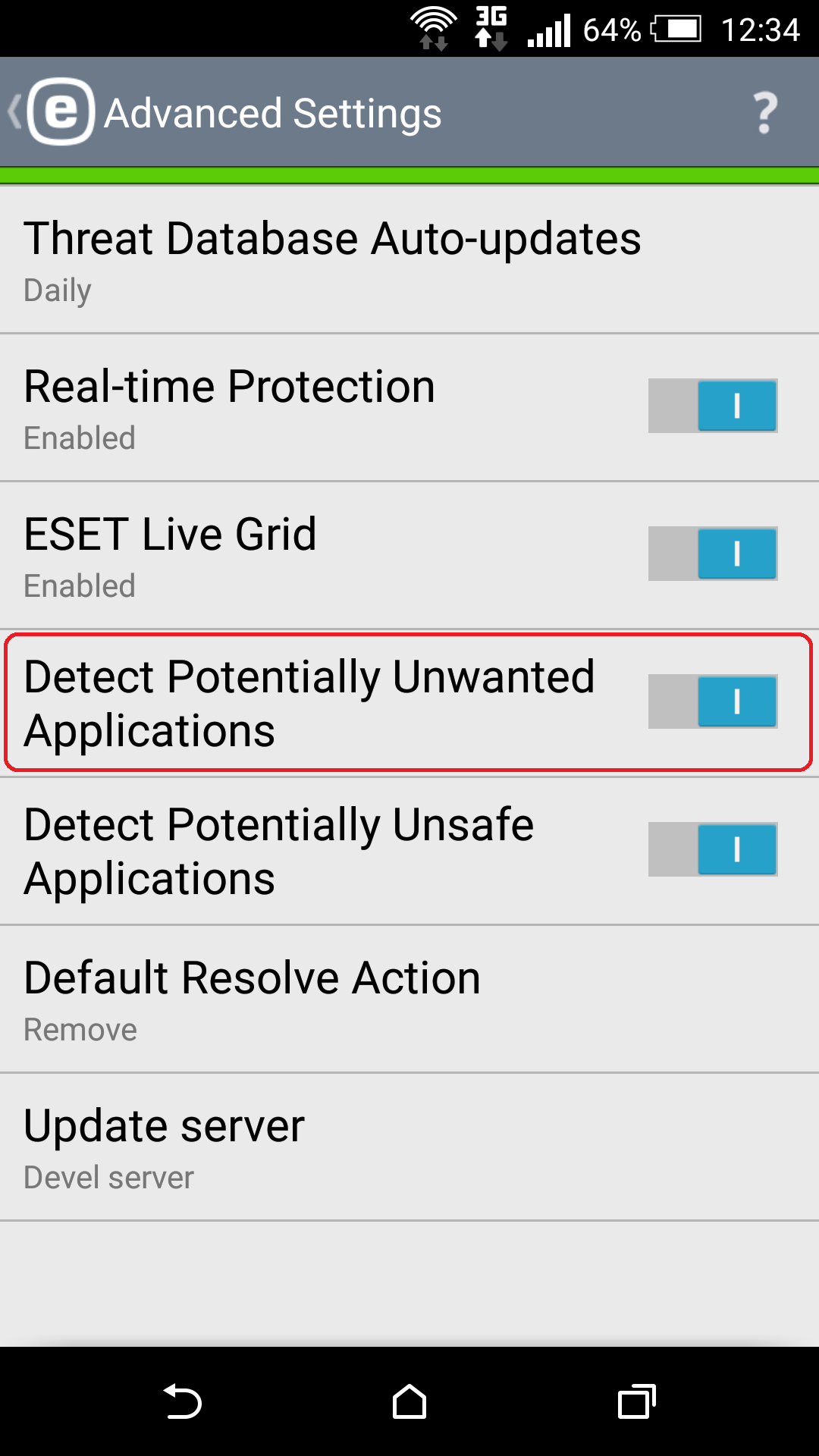 Android AdDisplay using anti‑bouncer technique | WeLiveSecurity