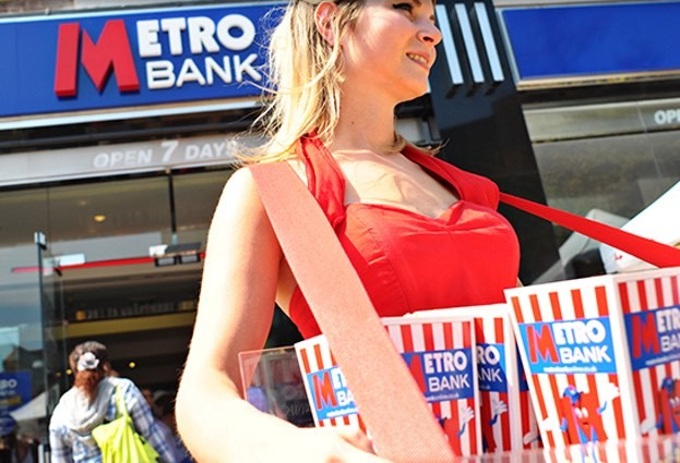 Customers of UK's Metro Bank targeted by Twitter fraudsters