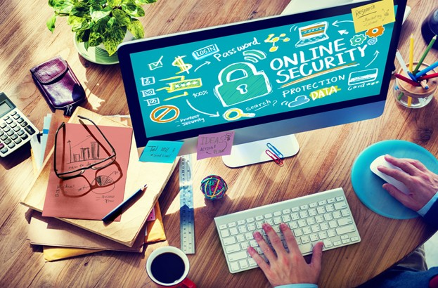 Six steps that can make your cyber workspace a safer place