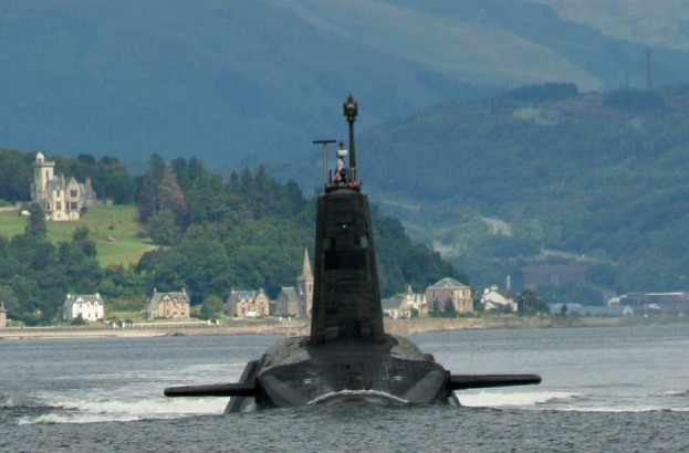 Is the UK's Trident nuclear program at risk from cyberattack?