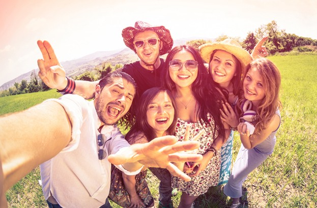 Belong to the 'selfie' generation? You are probably oversharing