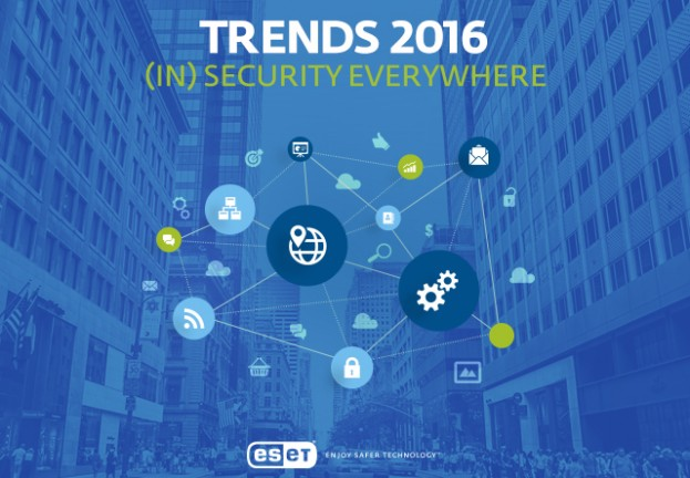 ESET Trends for 2016: Threats keep evolving as security becomes part of our lives