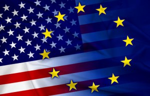 data flows between EU and the US