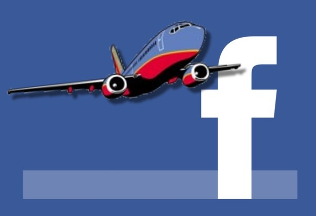 Southwest Airlines flight giveaway scams spread on Facebook